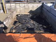 画像:甲斐市-墓所新設・施工前